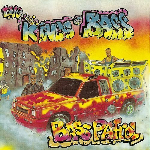Bass Patrol - The Kings Of Bass cover