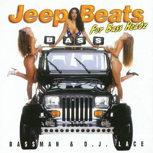 Bassman & DJ Lace - Jeep Beats For Bass Headz cover