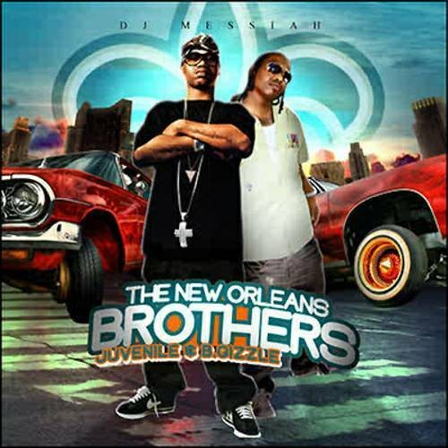 Juvenile & B.G. - The New Orleans Brothers cover