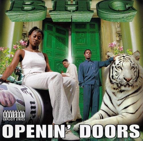 BHC - Openin` Doors cover