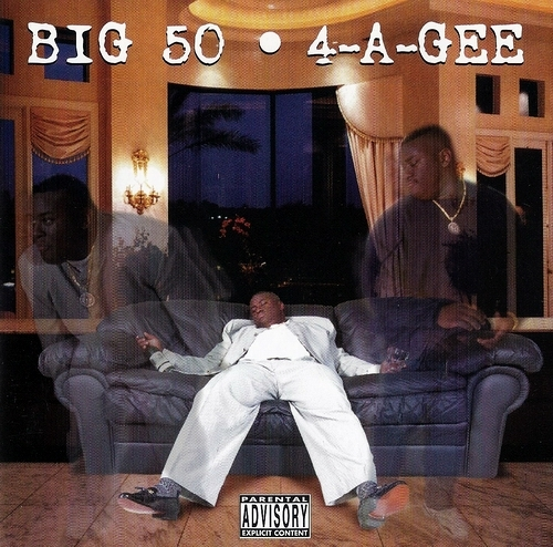 Big 50 - 4-A-Gee cover