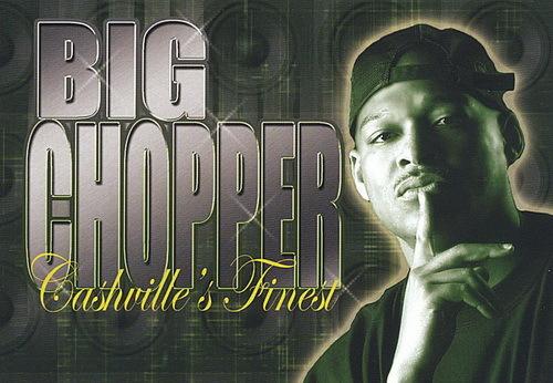 Big Chopper (Mike Corder) photo
