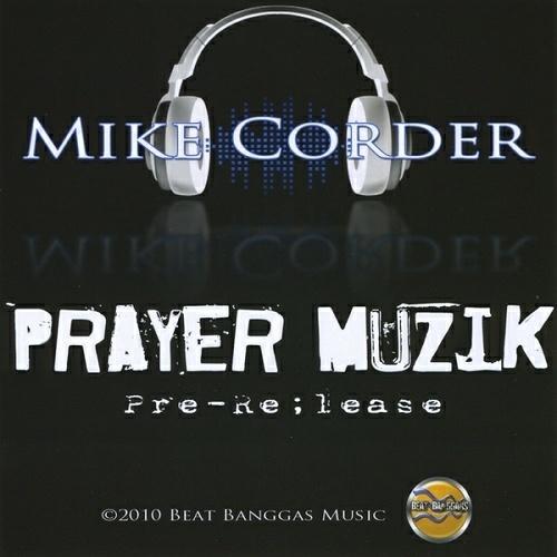 Mike Corder - Prayer Muzik cover