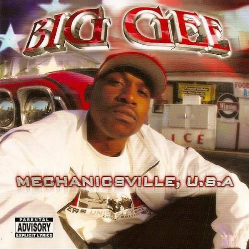 Big Gee - Mechanicsville, U.S.A. cover