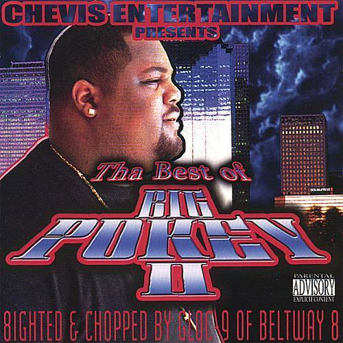 Big Pokey - Tha Best Of Big Pokey II (8ighted & chopped) cover