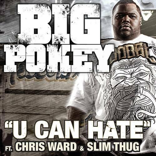 Big Pokey - U Can Hate cover