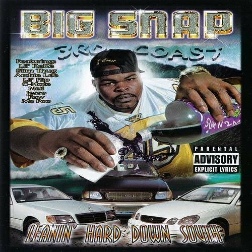 Big Snap - Leanin` Hard Down South cover