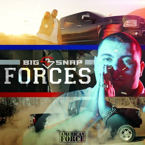 Big Snap - Forces cover