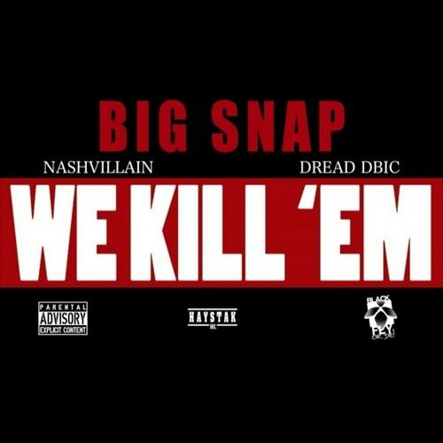 Big Snap - We Kill `Em cover