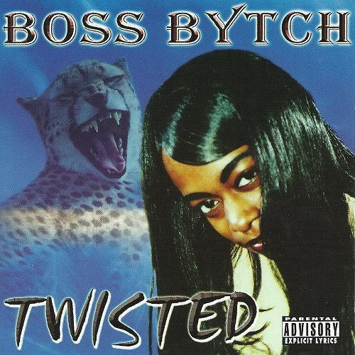 Boss Bytch - Twisted cover