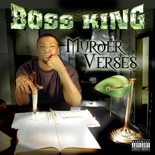Boss King - Murder Verses cover