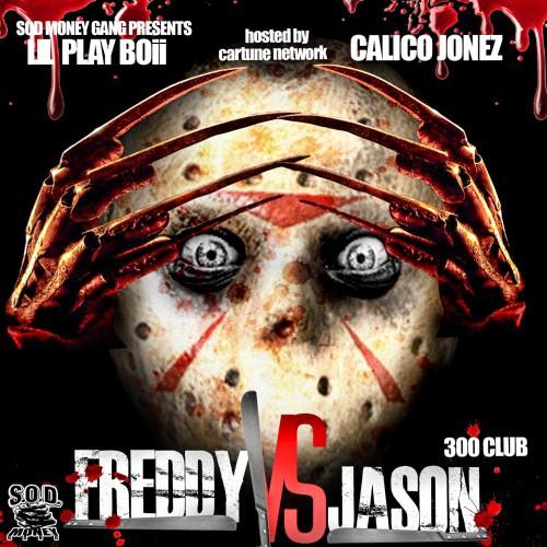 Calico Jonez & Lil Playboii - Freddy Vs. Jason cover