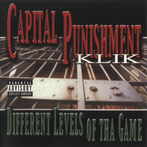 Capital Punishment Klik - Different Levels Of Tha Game cover