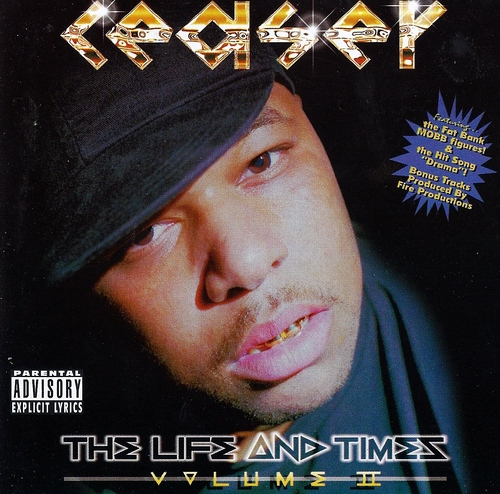 Ceaser - The Life And Times Volume II cover