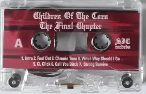 Children Of The Corn - The Final Chapter cover