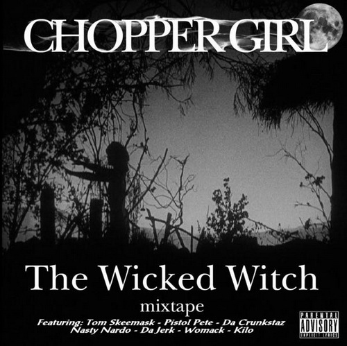 Chopper Girl - Wicked Witch cover