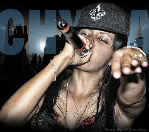 Chyna Whyte photo