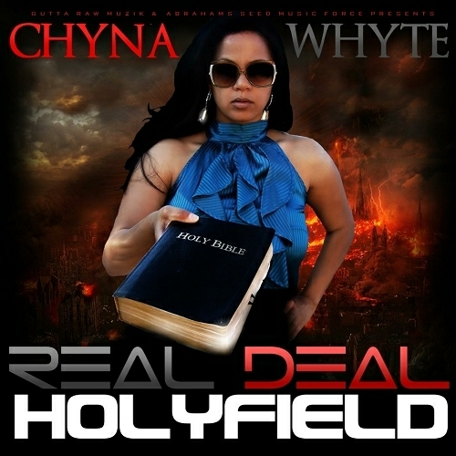 Chyna Whyte - Real Deal Holyfield cover