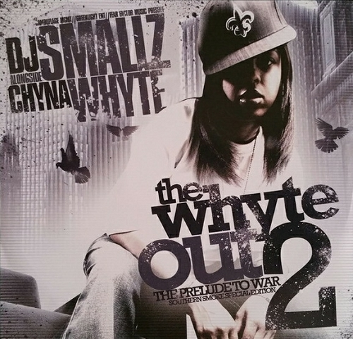 Chyna Whyte - The Whyte Out 2. The Prelude To War cover