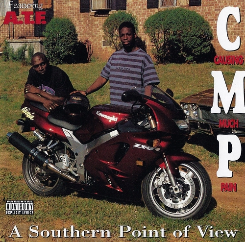 CMP - A Southern Point Of View cover