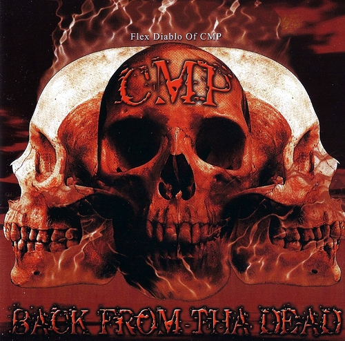 CMP - Back From Tha Dead cover