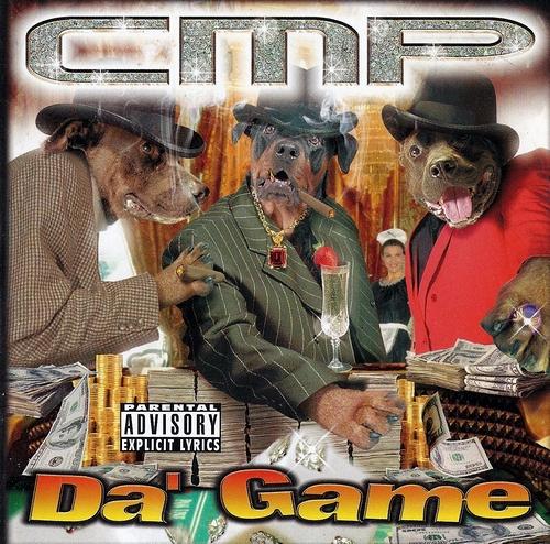 CMP - Da` Game cover