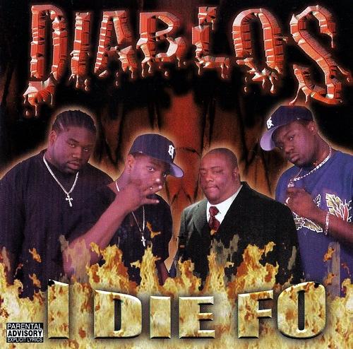 Diablos - I Die Fo cover