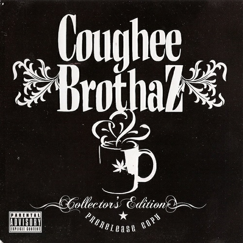 Coughee Brothaz - Collector`s Edition. Prerelease Copy cover