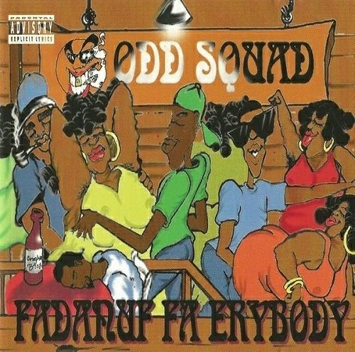 Odd Squad - Fadanuf Fa Erybody cover