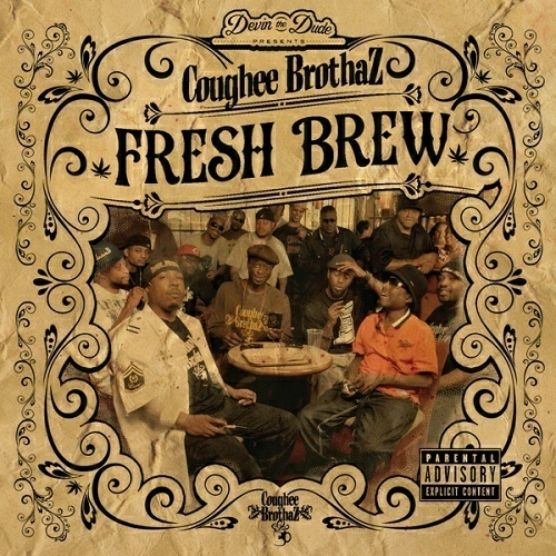 Coughee Brothaz - Fresh Brew cover