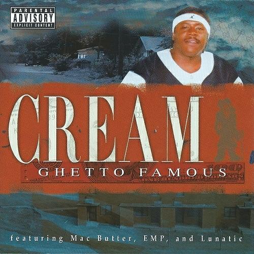 Cream - Ghetto Famous cover