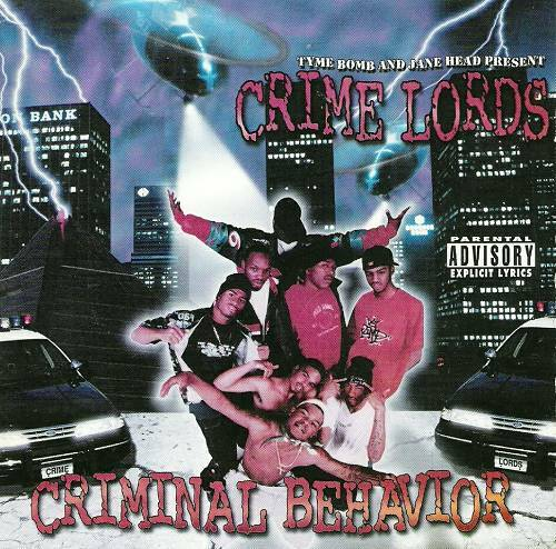 Crime Lords - Criminal Behavior cover