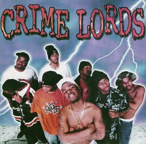 Crime Lords - Hustlaz Dream cover