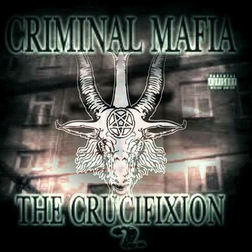 Criminal Mafia - The Crucifixion 2 cover