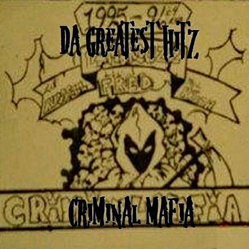 Criminal Mafia - Unheard Juntz cover