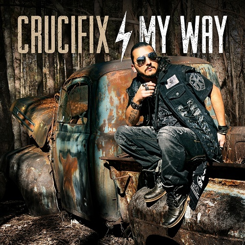 Crucifix - My Way cover