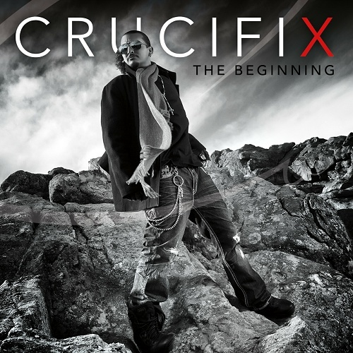 Crucifix - The Beginning cover