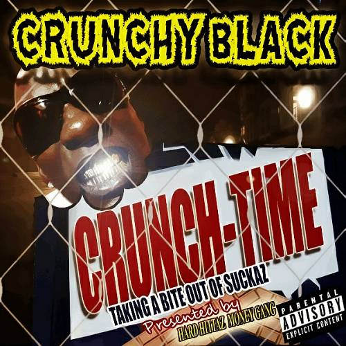 Crunchy Black - Crunch Time EP cover