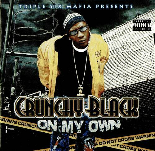Crunchy Black - On My Own cover