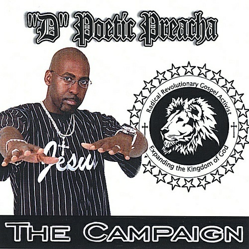 D Poetic Preacha - The Campaign cover