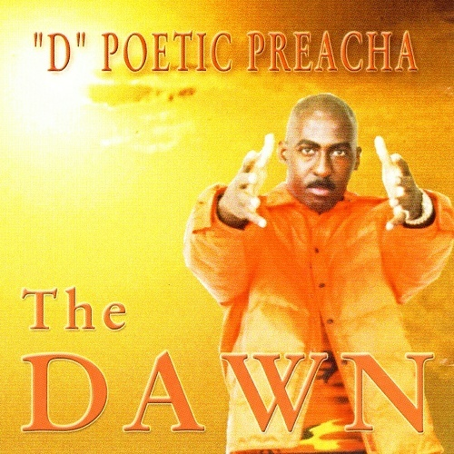 D Poetic Preacha - The Dawn cover