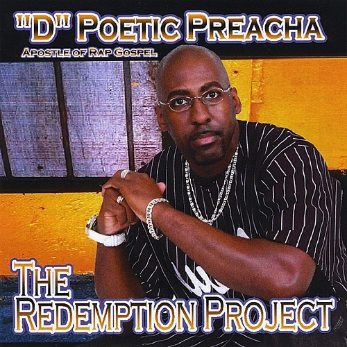 D Poetic Preacha - The Redemption Project cover