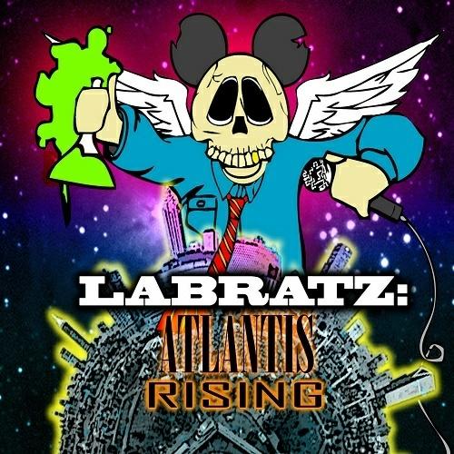 Labratz - Atlantis Rising cover