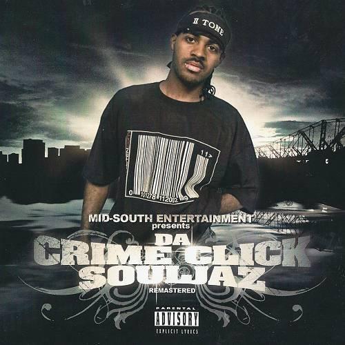 Da Crime Click Souljaz - Killaz From Da Darkside cover