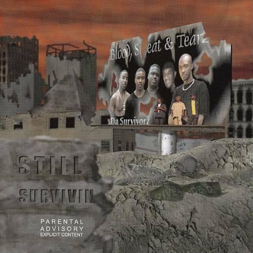 Da Survivorz - Still Survivin cover
