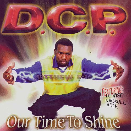 D.C.P. - Our Time To Shine cover
