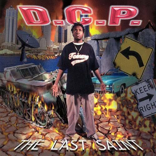 D.C.P. - The Last Saint cover