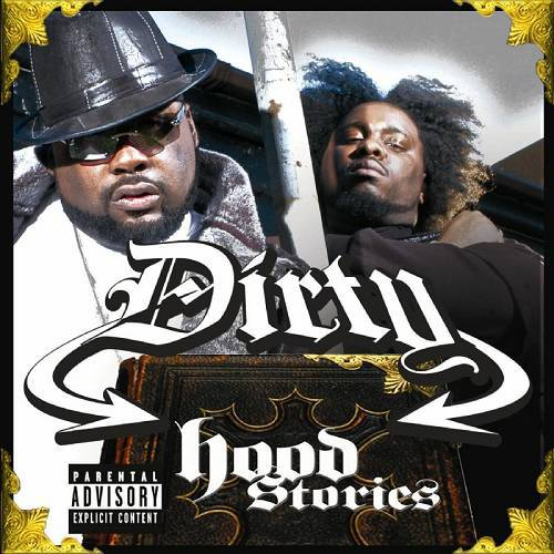 Dirty - Hood Stories cover