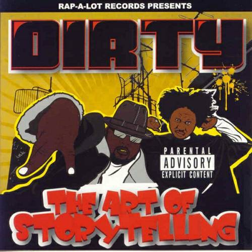 Dirty - The Art Of Storytelling cover