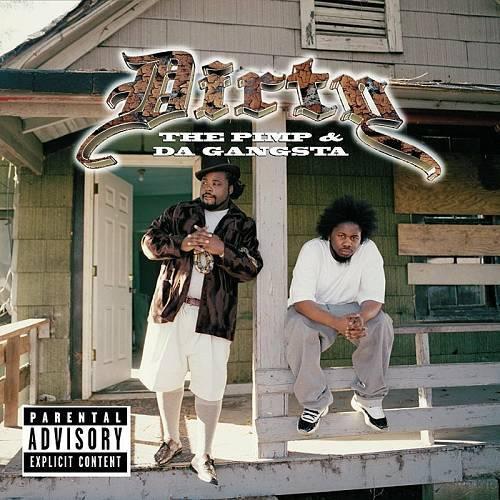 Dirty - The Pimp & Da Gangsta cover